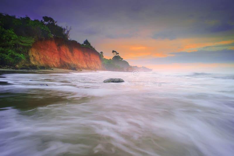 Ranku ruchu waterscapes fotografia stock