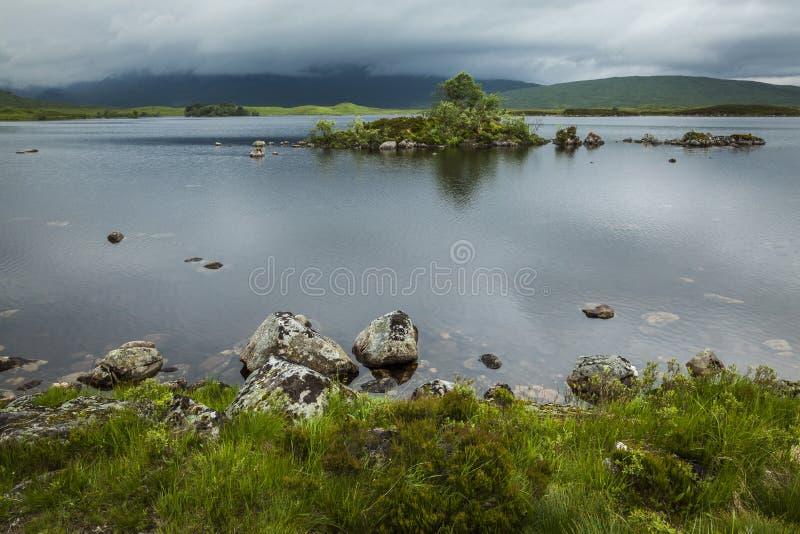 Rannoch Moor. royalty free stock photos