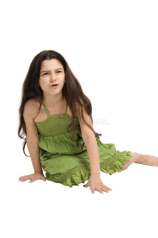 rannych młodych dziewcząt zdjęcie stock