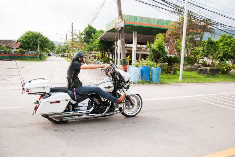 RANONG, TAILANDIA - 29-30 NOVEMBRE: Partecipanti a trentesimo Ranong immagini stock libere da diritti