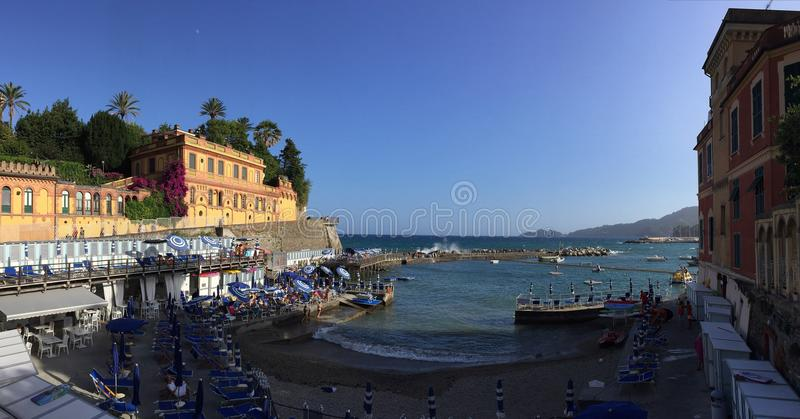 Rapallo obraz royalty free