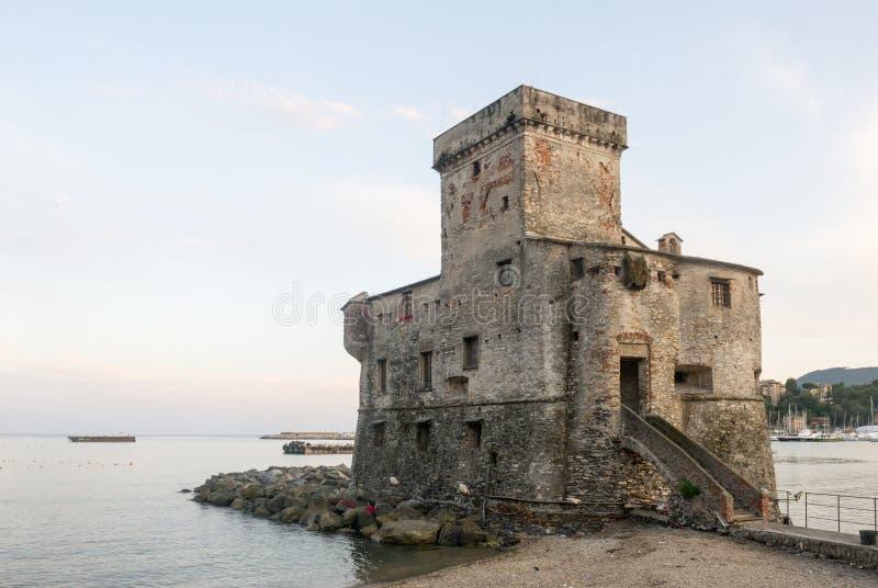 Rapallo (Genova, Italia) immagine stock libera da diritti