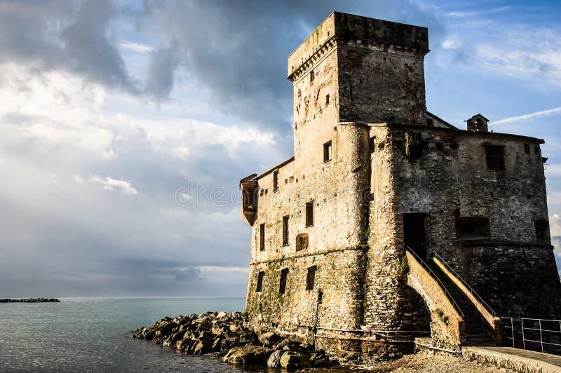 Rapallo - Italia fotos de archivo