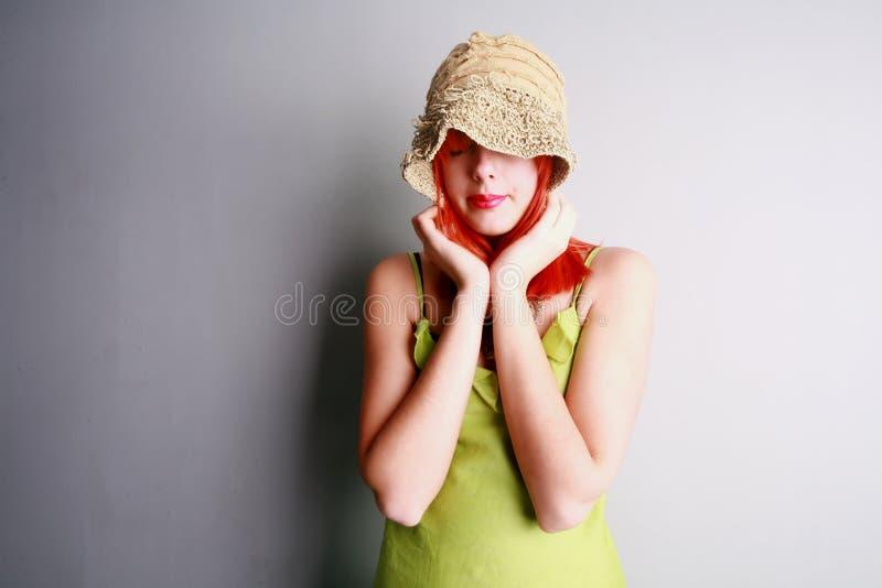 Rapariga. foto de stock