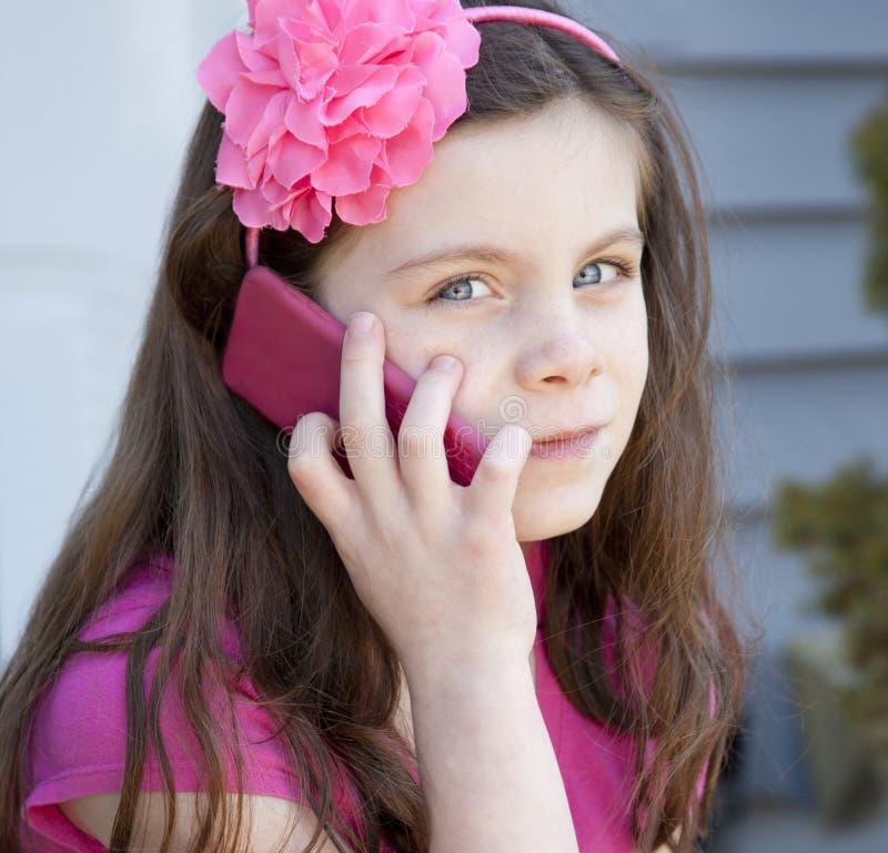 Rapariga bonita imagens de stock