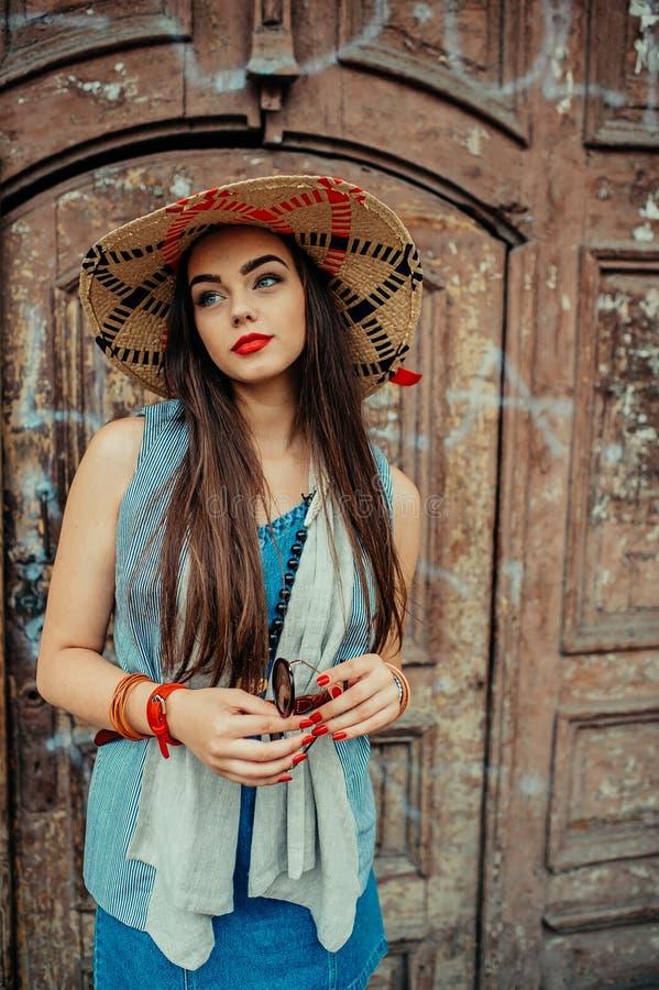 Rapariga bonita fotografia de stock royalty free