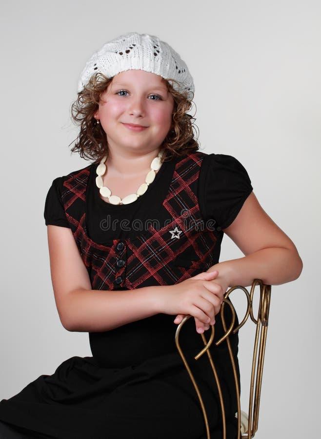 Rapariga bonito fotos de stock