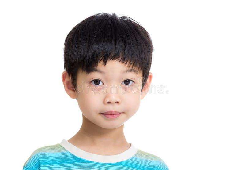 Rapaz pequeno de Ásia fotos de stock