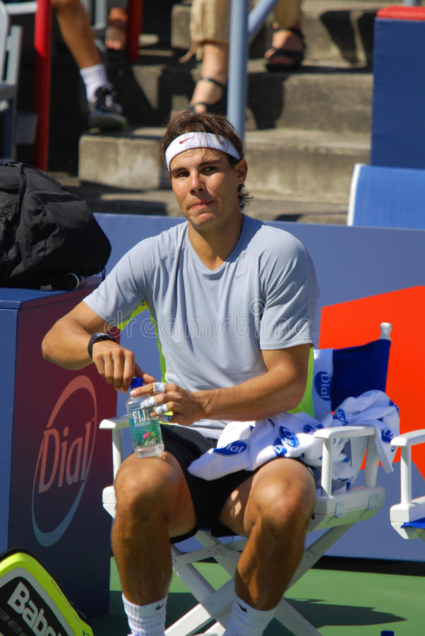 Raphael Nadal images stock