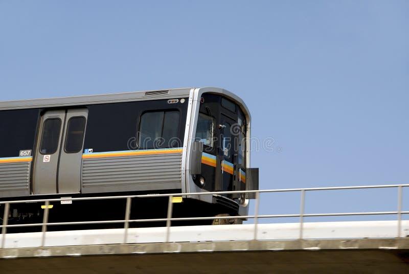 Rapid Transit royalty free stock photos