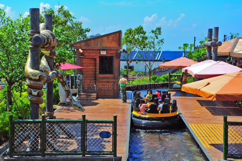 Download The Rapids Ocean Park, Hong Kong Editorial Stock Photo - Image: 26512583