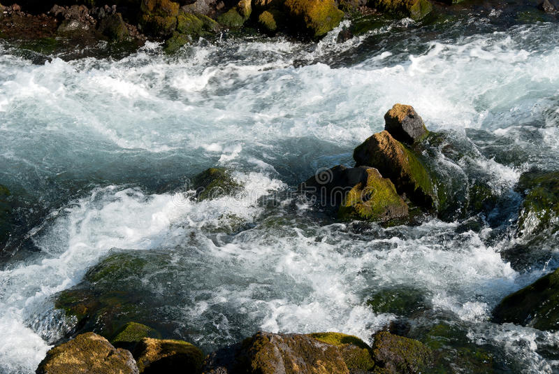 Download Rapids In The River In Iceland Stock Photo - Image of nature, light: 23370190