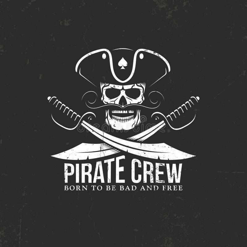 Rapina il logo della squadra royalty illustrazione gratis