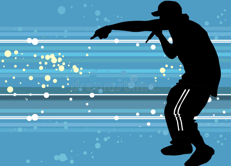 Download Rapper stock vector. Image of illustration, live, entertainment - 11147962