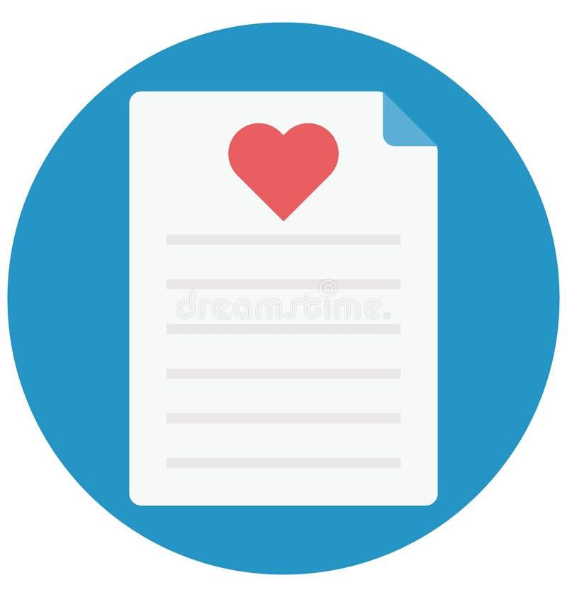 Rapport d'Ecg, rapport de coeur, icône d'isolement de vecteur qui peut être facilement modifiée ou éditer le rapport d'Ecg, rappo illustration libre de droits