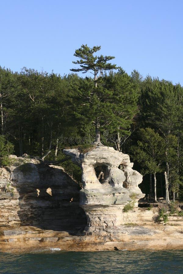 Rappresentare-rocce immagini stock
