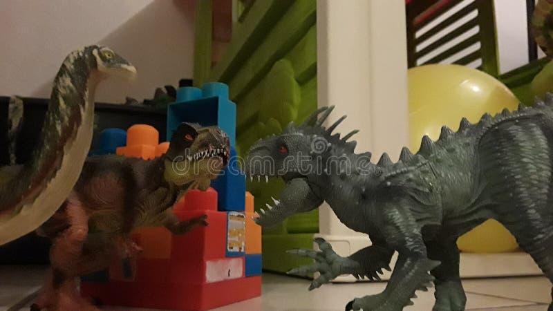 Raptor Defensiv royaltyfri bild