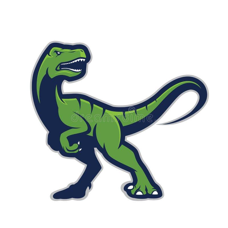 Free Raptor Mascot Logo Stock Photos - 95119113