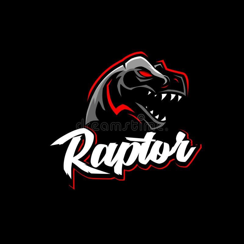 Free Raptor Tyrannosaurus Or T-rex Vector Logo Template Stock Photos - 142838943