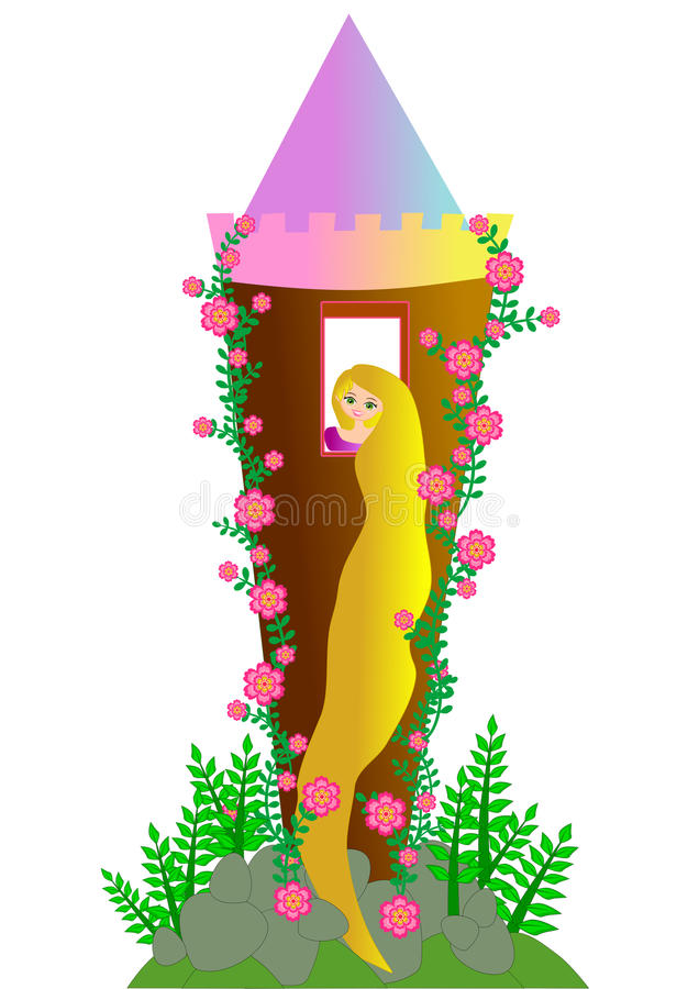 Rapunzel Tower Stock Illustrations 119 Rapunzel Tower Stock Illustrations Vectors Clipart Dreamstime