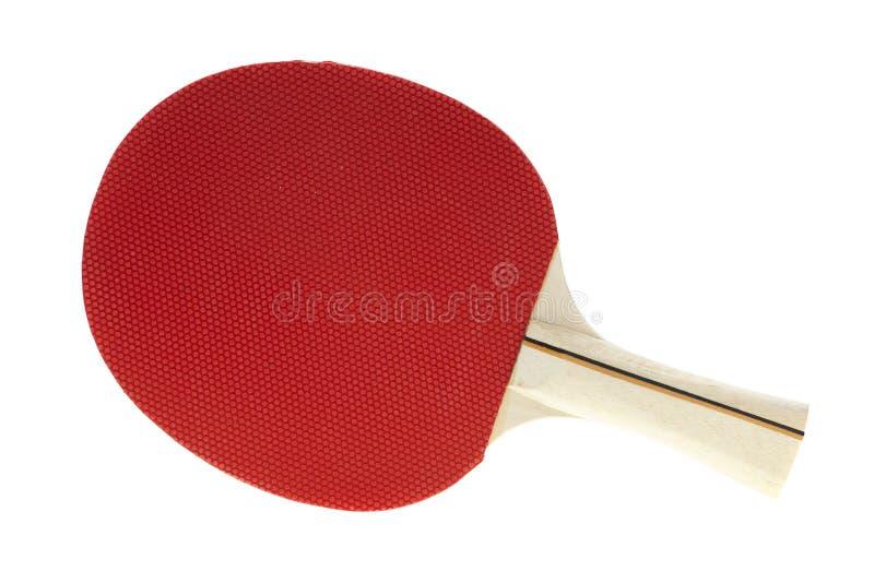 Raquete de tênis de mesa imagens de stock royalty free