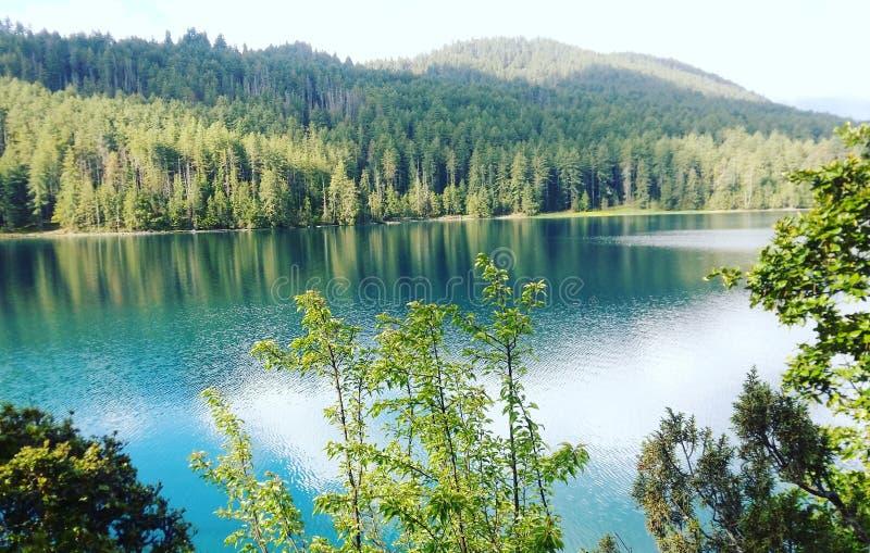 Rara lake , Nepal royalty free stock photos
