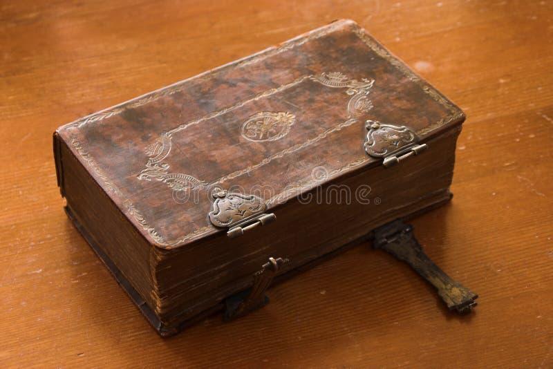 Rare Dutch Bible Stock Image