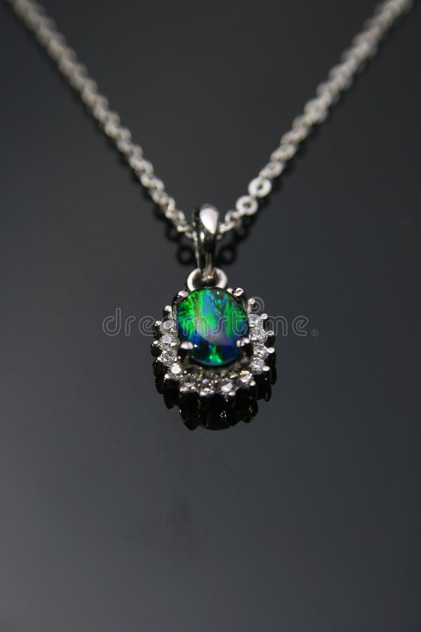 Rare opal royalty free stock images