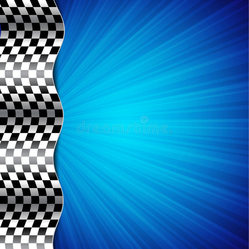 Ras backaground vector illustratie