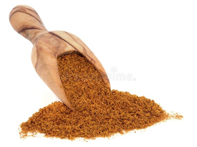 Ras El Hanout Spice lizenzfreie stockbilder