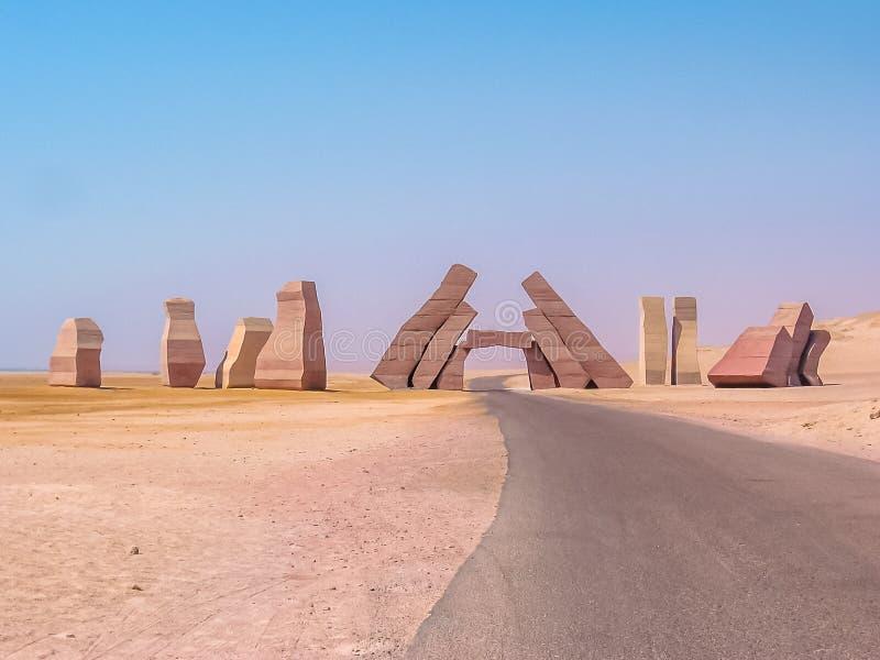 Rasa Mohammed park narodowy zdjęcia stock