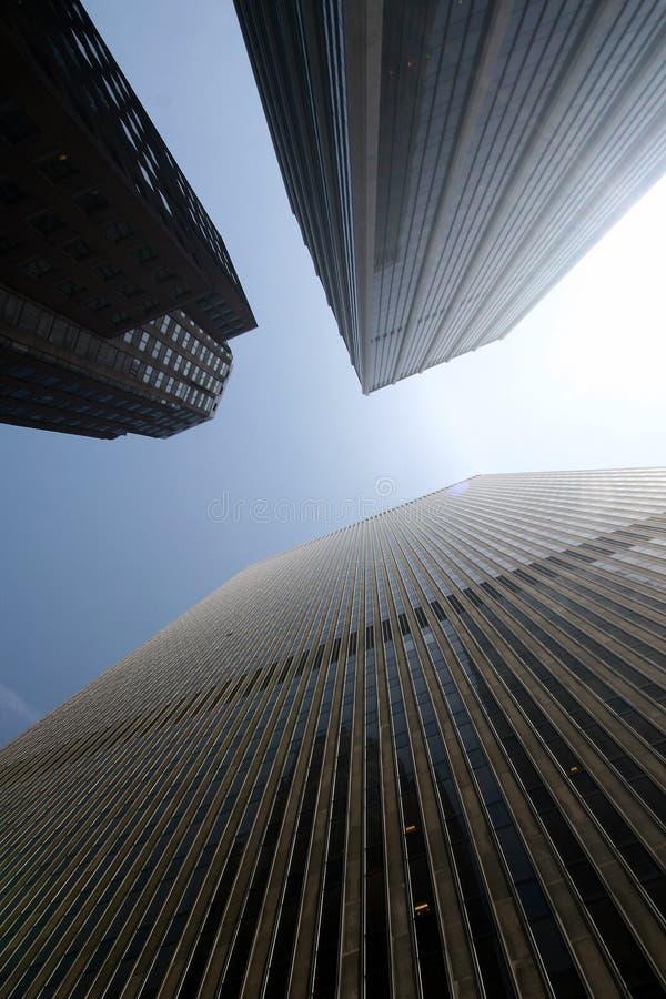 Rascacielos - asunto imagen de archivo libre de regalías