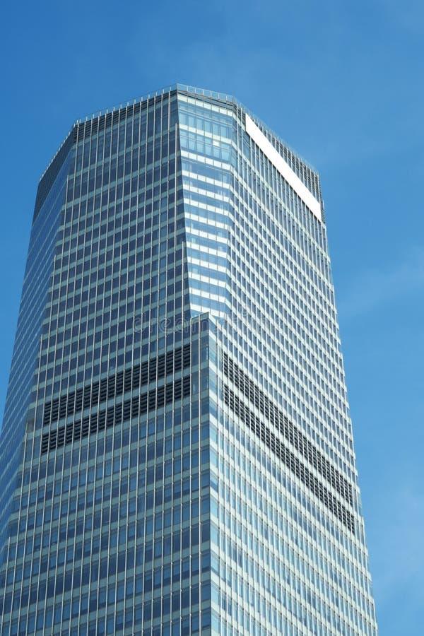 Rascacielos comercial moderno imagen de archivo