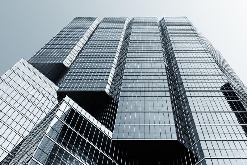 Rascacielos de cristal moderno en Toronto, Canadá foto de archivo