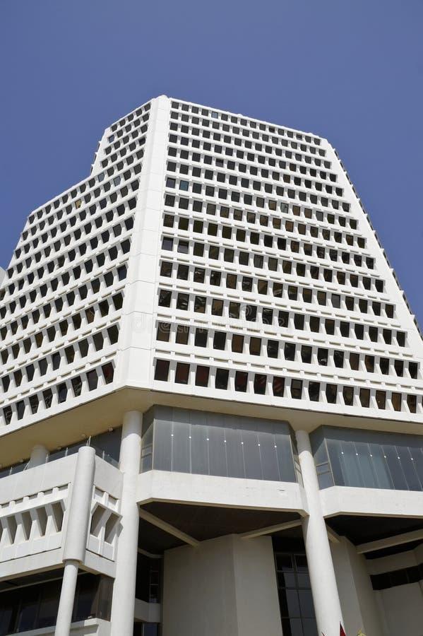 Rascacielos de la oficina imagenes de archivo