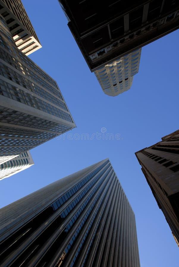 Rascacielos de San Francisco fotografía de archivo libre de regalías