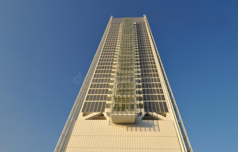 Rascacielos de San Paolo en Turín imagen de archivo libre de regalías