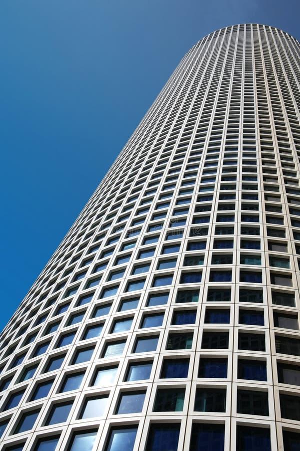 Rascacielos de Tel Aviv imagenes de archivo