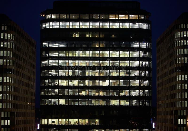 Rascacielos del asunto fotos de archivo