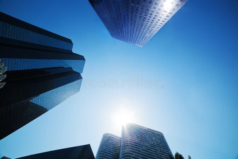 Rascacielos del negocio foto de archivo libre de regalías