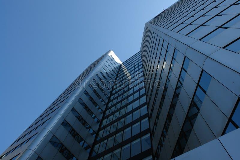 Rascacielos del negocio foto de archivo