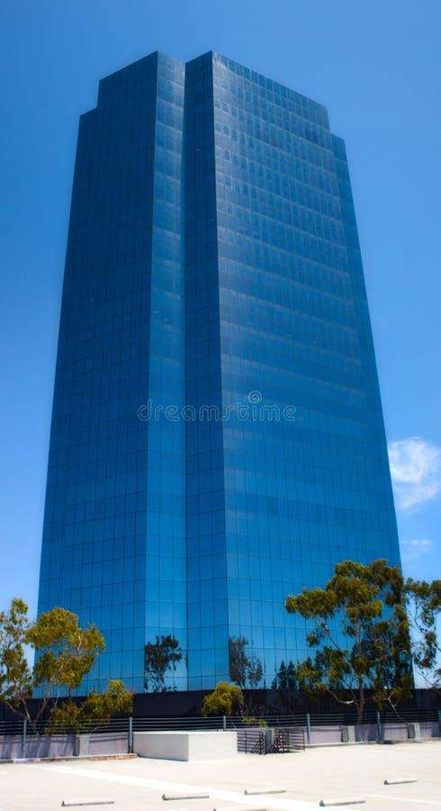Rascacielos duplicado fotos de archivo