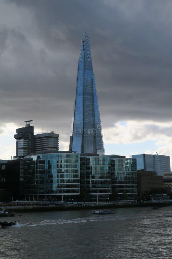 Rascacielos en Londres imagen de archivo