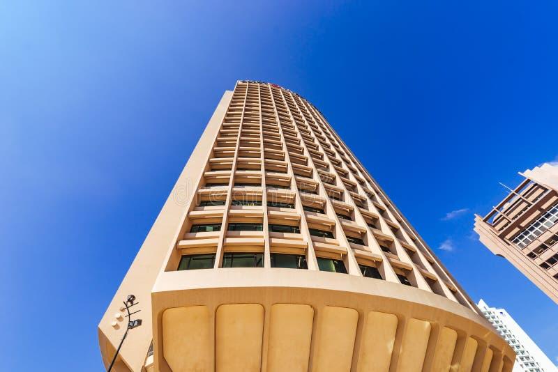 Rascacielos Europa-Israel en Tel Aviv foto de archivo libre de regalías