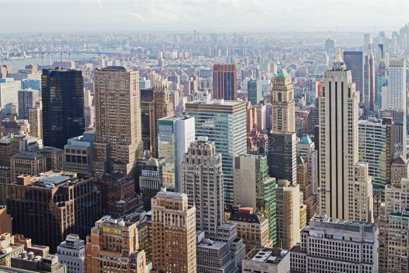 Rascacielos hermosos imagen de archivo libre de regalías