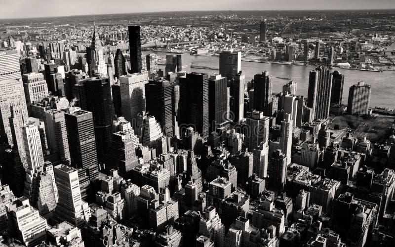 Rascacielos Nueva York imagen de archivo