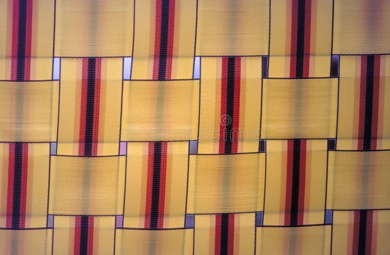 Rasen-Stuhl-Detail Stockbild