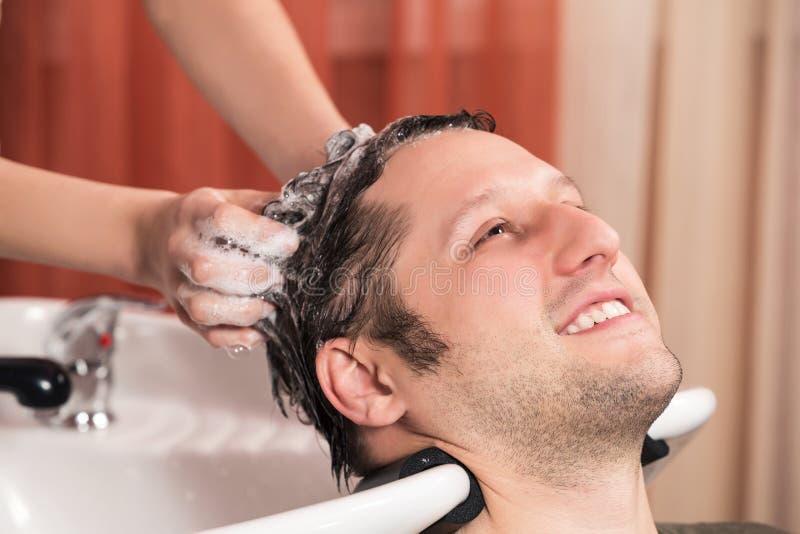 Raseur-coiffeur photos libres de droits