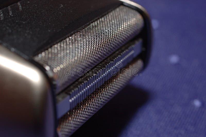 Download Rasierapparat stockfoto. Bild von männer, schnitt, metall - 30206
