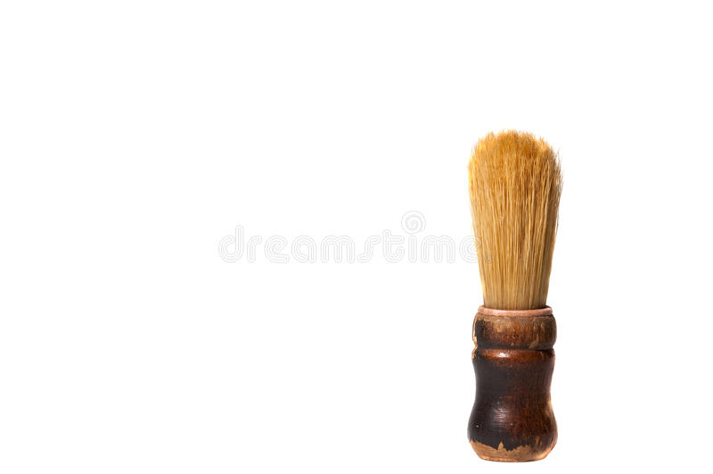 Rasierpinsel stockfoto